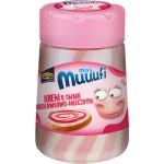 Pâte à tartiner saveur fraise et lait 400 Gr x 12