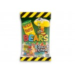 Toxic Waste Sour and Chewy Bears - 142 Gr x 12