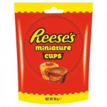 Reese's Miniatures emballés individ. 90 Gr x 14