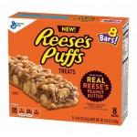General Mills Barre céréales Reese's Puff 192 Gr x 12