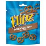 Flipz Milk Chocolate Pretzel 100 Gr x 6