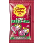 Chupa Chups Cotton Bubble Gum Cerise 11 Gr x 14