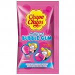 Chupa Chups Cotton Bubble Gum Tutti Frutti 11 Gr x 14