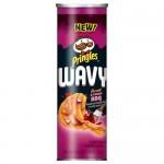 Pringles Wavy Sweet & Tangy BBQ 137 Gr x 8