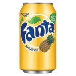 Fanta Pineapple 355ml x 12