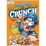 Céréales Quaker Captain Crunch Peanut Butter - 325 Gr x 14