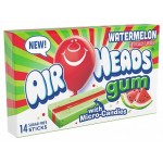 Chewing Gum Air Heads Pastèque 33,6 Gr x 12