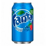 Fanta Berry 355ml x 12