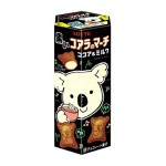 Lotte Koala No March Black Coco et lait 48 Gr x 10
