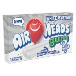 Chewing Gum Air Heads White Mystery 33,6 Gr x 12