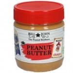 Bill & John Peanut Butter Crunchy 350 Gr x 6