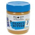 Bill & John Peanut Butter Creamy 350 Gr x 6