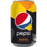 Pepsi Mangue 330ml x 24