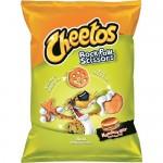 Cheetos Chifoumi Hamburger 85 Gr x 20