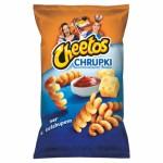 Cheetos Spirals Cheese and Ketchup 145 Gr x 20