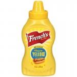 French's american Mustard 218ml x 8