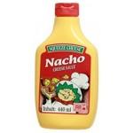 Sauce Cheddar Nacho 440ml x 12