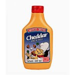 Sauce Cheddar Cheese Micro-ondable 440ml x 12