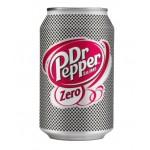 Dr Pepper Zero 330ml x 24