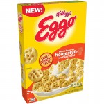 Céréales Kellog's Eggo Waffle sirop d'érable 249 Gr x10