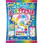 Kit de bonbons Colorful Peace gummy land - 27 Gr x 7