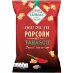 Pop Corn Sweet Chili BBQ et tabasco 90 Gr x 8