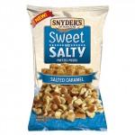Snyder's Pretzel Salted Caramel 100 Gr x 10