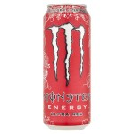 Monster Energy Ultra Red 500 ml x 12