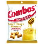 Combos Spicy Honey Mustard 179 Gr x 12
