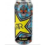 Rockstar Baja Mango 500 ml x 12