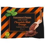 Fisherman's Friend Chocolate Mint Orange 30 Gr x 20