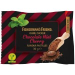 Fisherman's Friend Chocolate Mint Cherry 30 Gr x 20