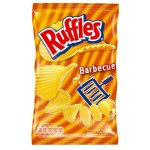 Ruffles Barbecue 155 Gr x 20