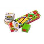 Hubba Bubba Chewing-gum goût Fraise et Pastèque 40 Gr x 18