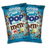 Candy Pop M&Ms Mini Popcorn 149 Gr x 12