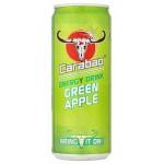 Carabao energy drink pomme verte 330ml x 12