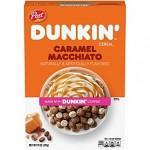 Céréales Dunkin Caramel Macchiato 311 Gr x 10