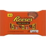 Reese's Peanut Butter 6-pack 272 Gr x 24