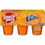 Fanta Snack Pack Orange 552 Gr x 8