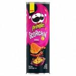 Pringles Scorchin' BBQ 158 Gr x 14
