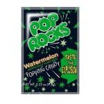 Pop Rocks Sucre pétillant Pastèque 9,5 Gr x 24