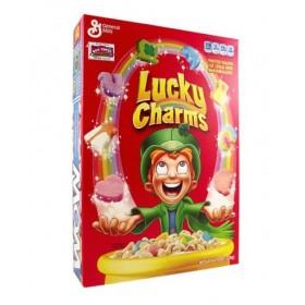 General Mills Céréales Lucky Charms 297 Gr x 12
