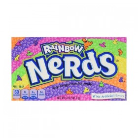 Wonka Nerds Rainbow 141 Gr x 12