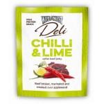 Wild West Deli Beef - viande séchée recette piment et citron - 25 Gr X 20