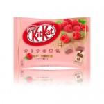 Kit Kat Framboise poche souple 140 Gr x 1