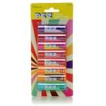 Pack de 8 Baumes à lèvres Pez 4 Gr x 12