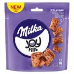 Milka JoyFills choco cream - 75 Gr x 8