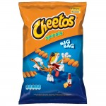 Cheetos Spirals Cheese and Ketchup 85 Gr x 20